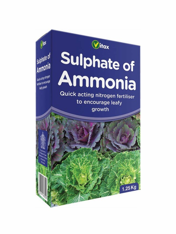 Sulpahte of Ammonia