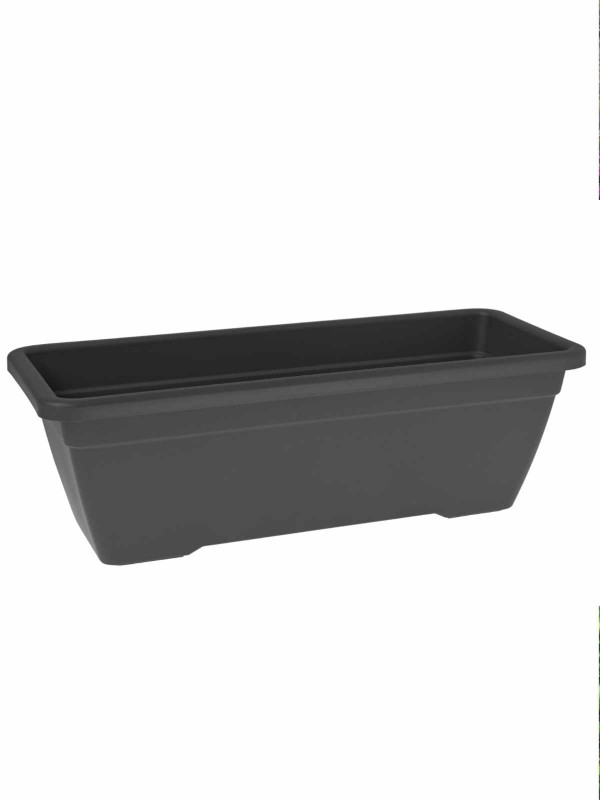 Venezia Window Box 80cm Anthracite
