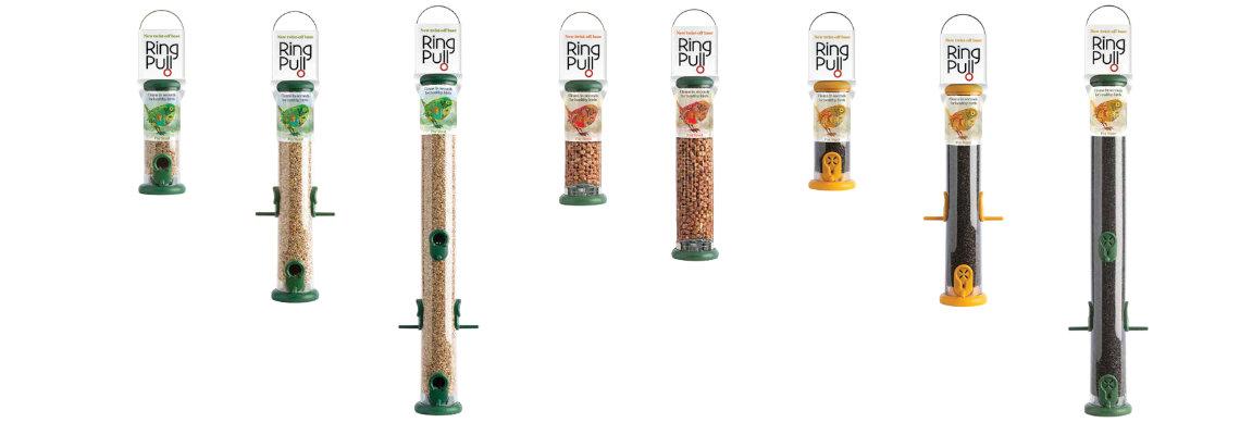 Bird Food and Feeders