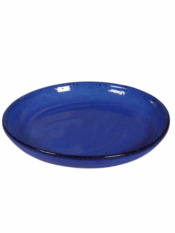 VT-Saucer Blue Pot 41cm