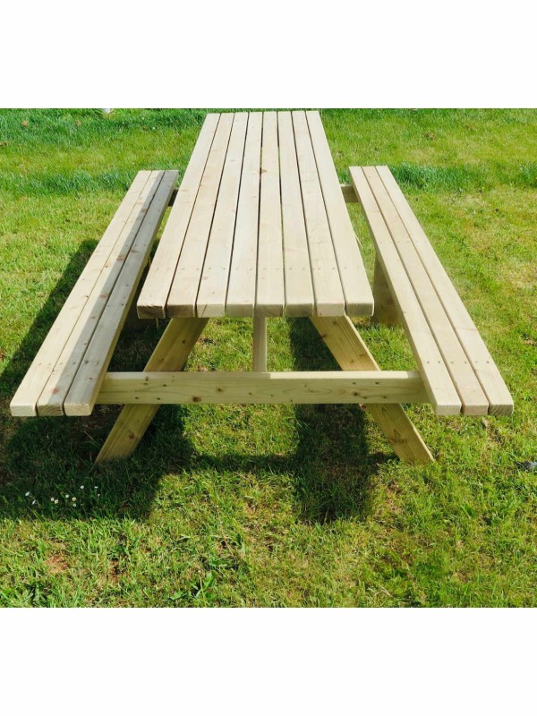 Picnic Table 5.2ft