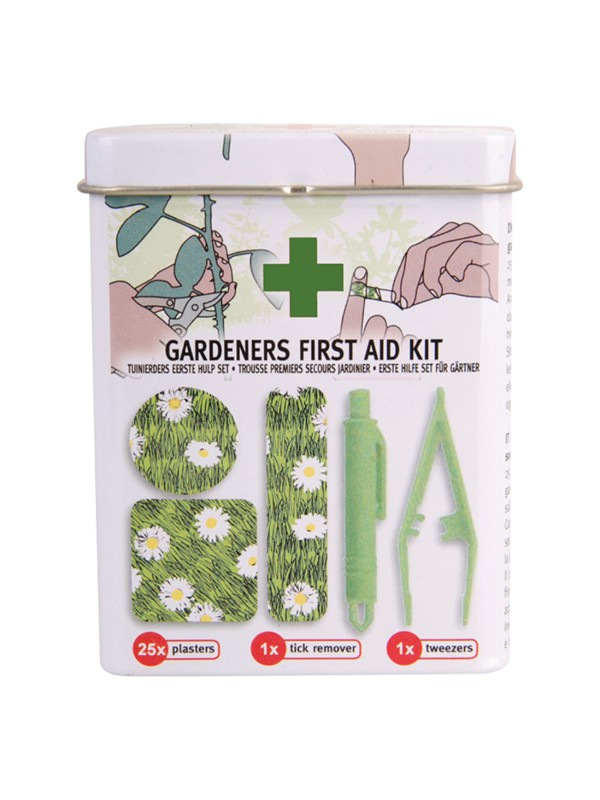 Gardeners first aid kit ass.