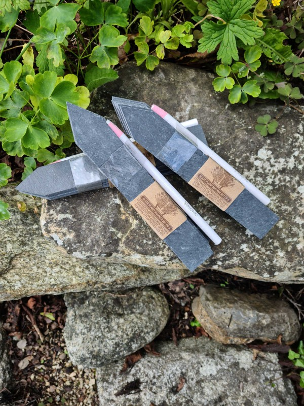 Slate Plant Markers