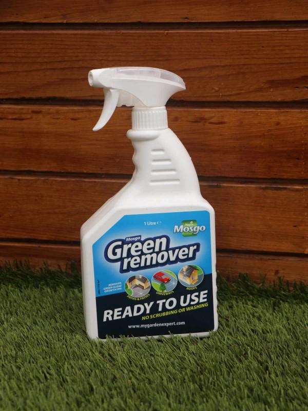 Mosgo Green Remover