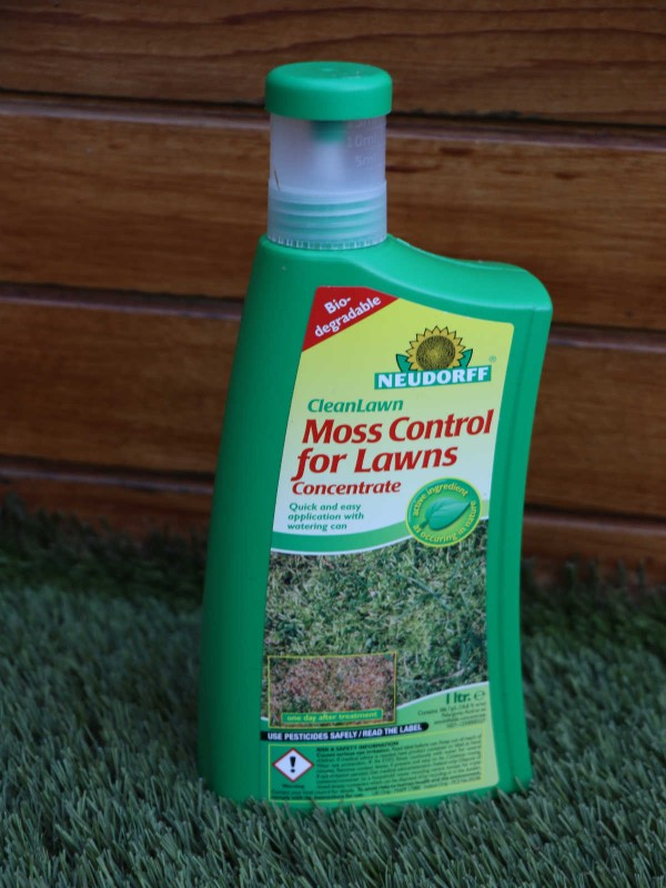 Moss Control For Lawns Concentrate