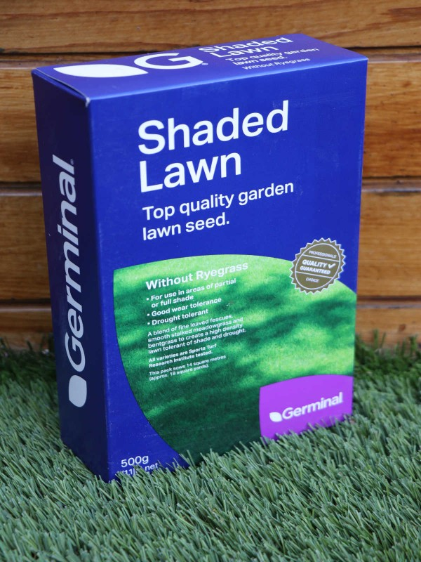 Grass Seed for shady Lawns