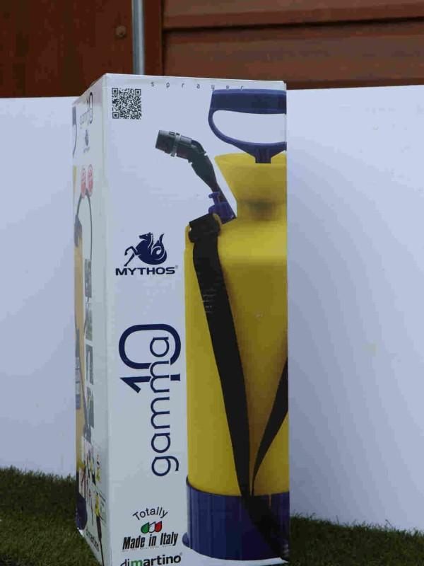 Mythos 10 Ltr Gamma Sprayer