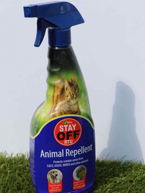 Stay Off Animal Repellent