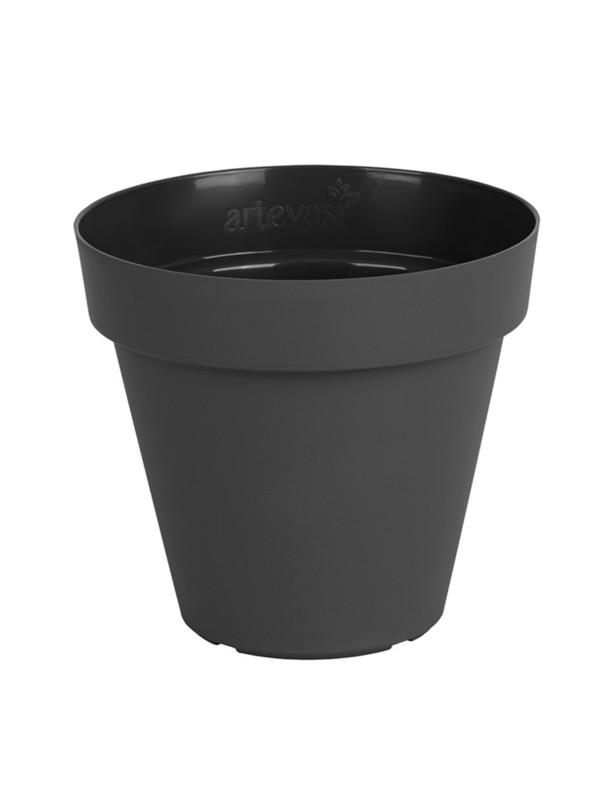 Capri Pot Anthracite 30cm