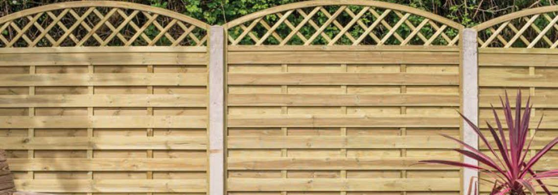 Garden Fencing & Trellis