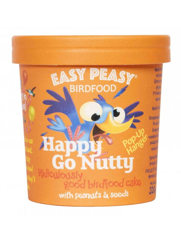 Easy Peasy Bird Food Go Nutty