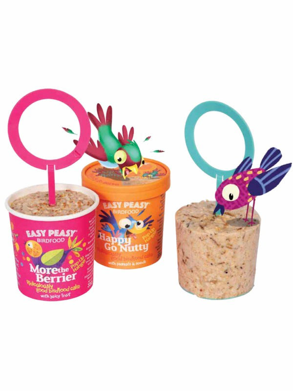 Easy Peasy Bird Food Lovely Buggly