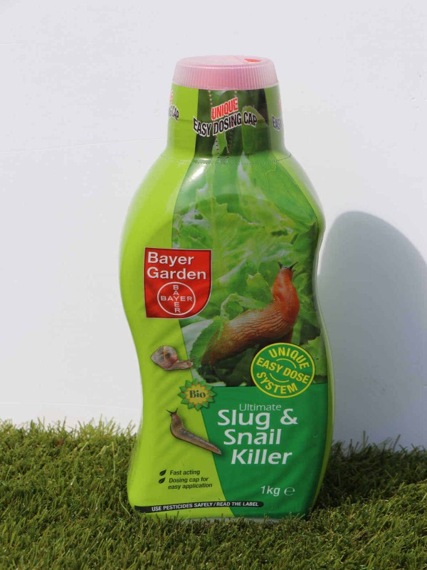 Bayer Slug and Snail Killer