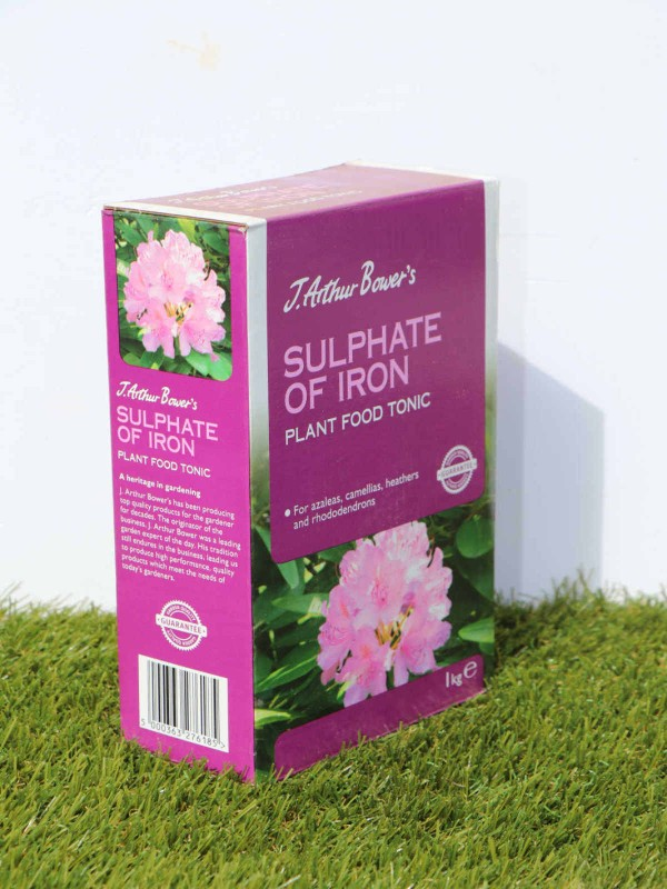 Sulphate Of Iron