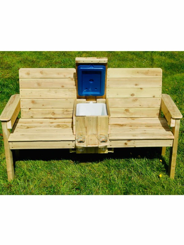 2 Seater with Cooler Box